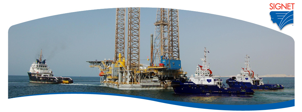 Signet Maritime Offshore Drilling Rig Assists